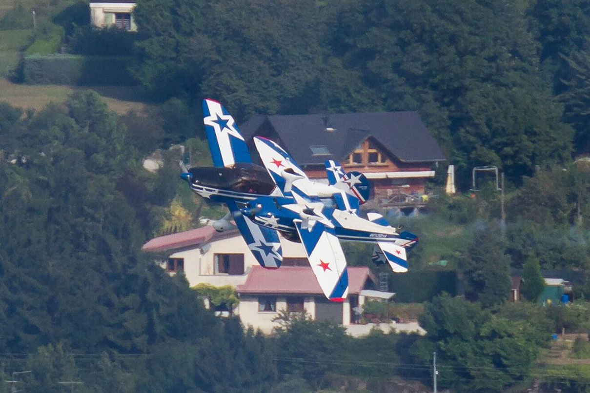 avion figure ciel