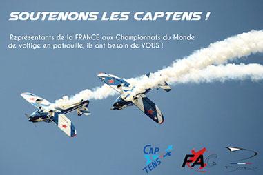 voltige patrouille France